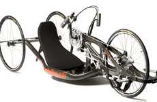 Handbikes - The JETSTREAM Sport Bicycle for the Disabled