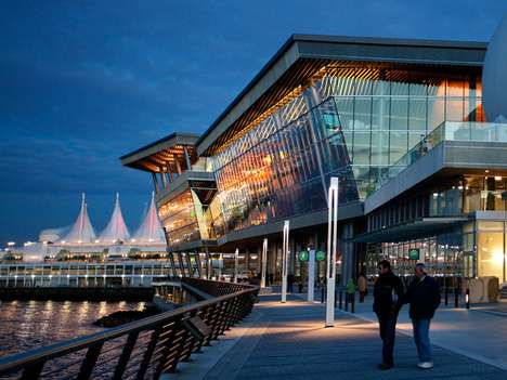 Vancouver Olympic Architecture