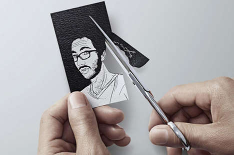 Interactive Cut-Out Cards