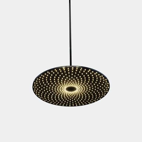 Illuminated Designer Discs