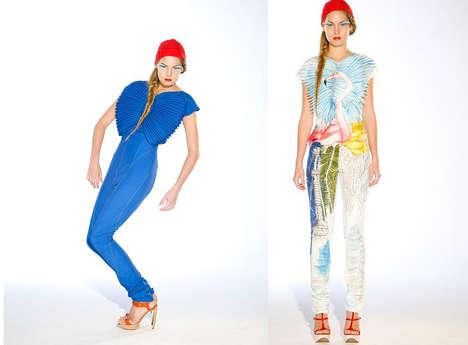 Technicolor Fashion