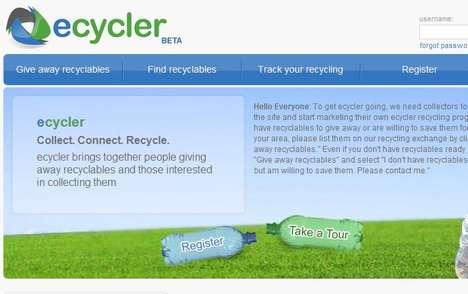 Virtual Recycling Communities