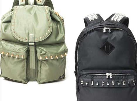Sharp Studded Backpacks