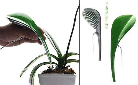 Plant Watering Condensation