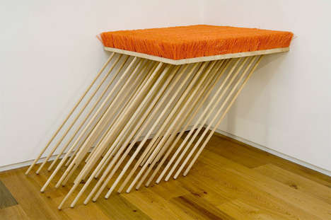 Broom Stick Tables