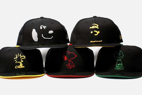 Charlie Brown Ball Caps