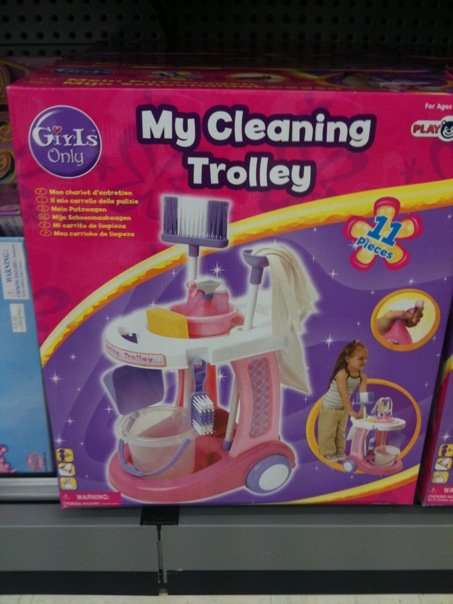Career Indoctrinating Toys