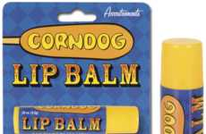 Carnie Lip Balms - The Corn Dog Lip Balm is the Gift That Keeps on Giving