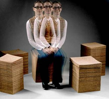Moving Cork Seating