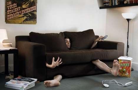 Human Sofas