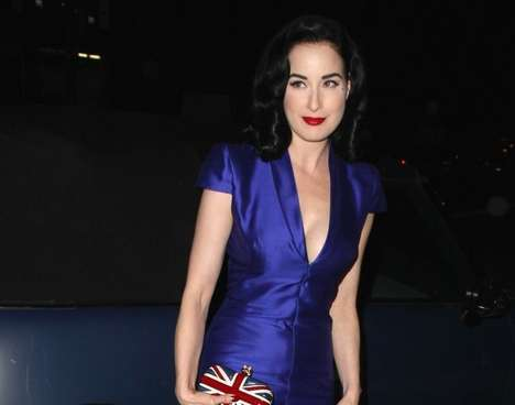 Electric Blue Suit Dresses