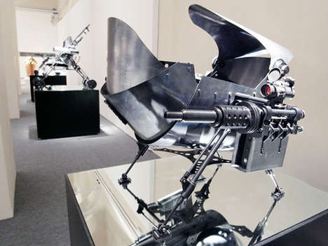 Armored Baby Carriages