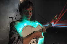 LED Laser Guitars