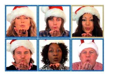 Holiday Smooching Campaigns