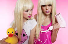 Barbiefied Fashion Lines - The Wildfox Summer Collection is So Totally Rad