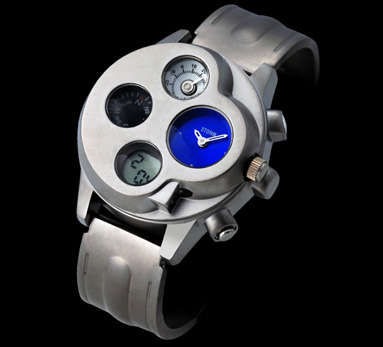 Multi-Face Timepieces