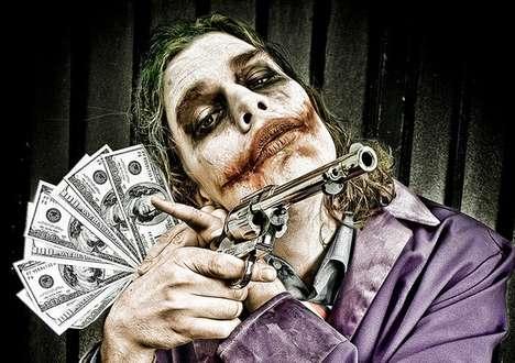 Freaky Joker Shoots