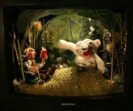 Vintage Toy Storytelling