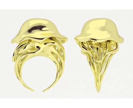 33 Wild Animal-Inspired Jewelries