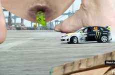 Drugged Car Racing - The Ken Block Gymkhana 2 Video Remix Will Blow Your Mind