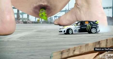 Drugged Car Racing