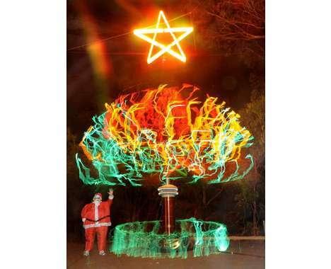 17 Fake Christmas Trees