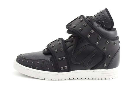 Studded Leather Kicks