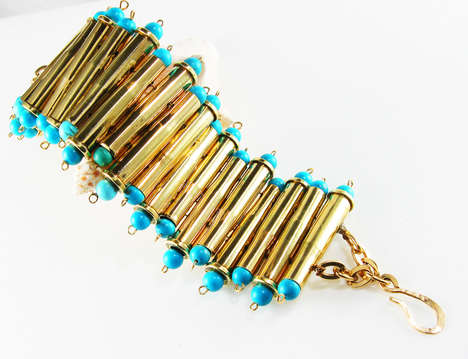 Upcycled Bullet Jewelry - Esprit-Mystique Sells Eco-Friendly and Pretty Jewelry