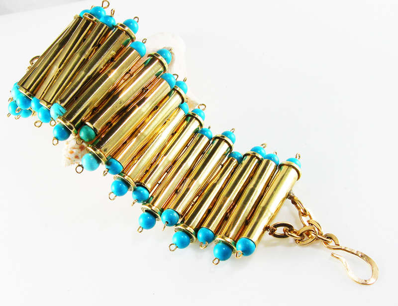 Upcycled Bullet Jewelry