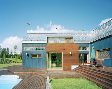 Modern Country Dreamhouses