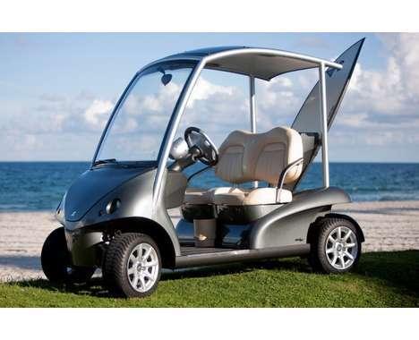 10 Golf Cart Innovations