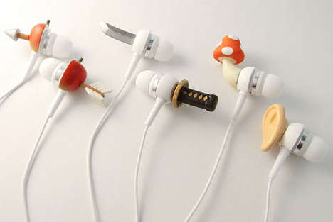 Quirky Earbuds
