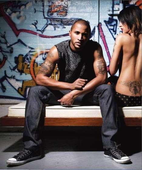 Hipster Gangland Tattoography