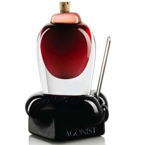 Luxury Swedish Scents - The Infidel Perfume Features a Lovely Scent and Hand Crafted Bottle