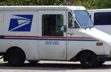 EV Mail Deliveries - US Postal Delivery Fleet Electrification Will Also Power Grid