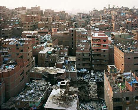 Capturing Garbage Cities