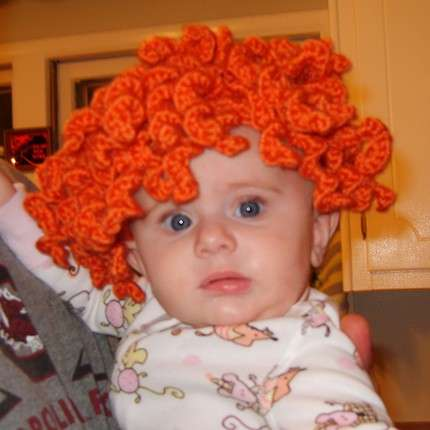 Bonkers Baby Wigs