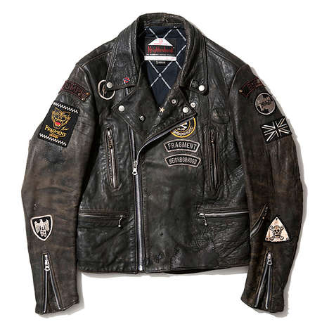 Retro Inspired Motorcycle Jackets