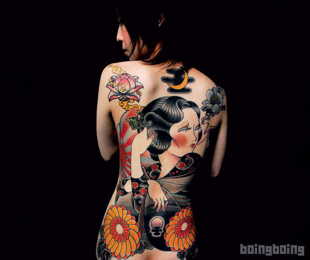 Japanese Tattoo Masterpieces