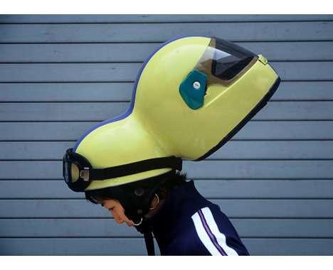 41 Kooky Helmets