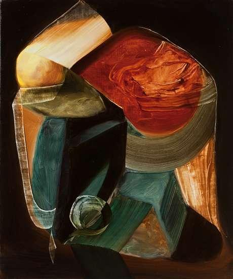 Striking Stroked Paintings