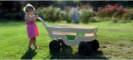 Little Red Wagon Makeovers