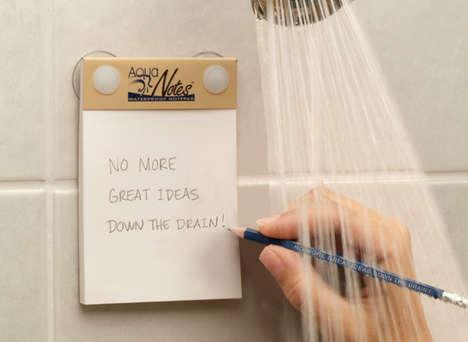 Showerproof Writers