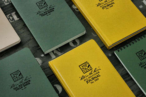 All-Weather Journals
