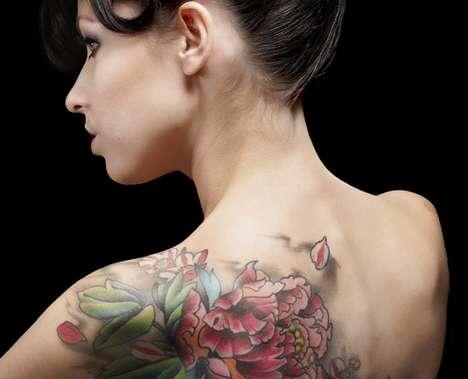 Tattoo-Covered Close-Ups