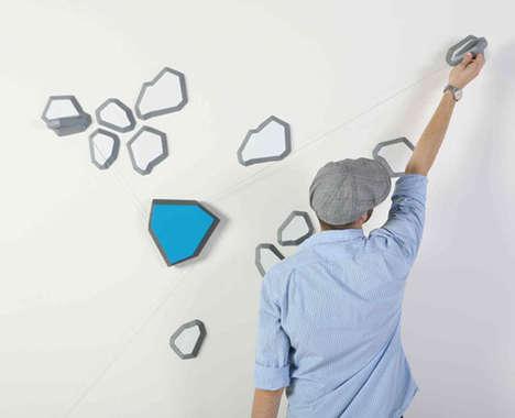 Wall Art Radios