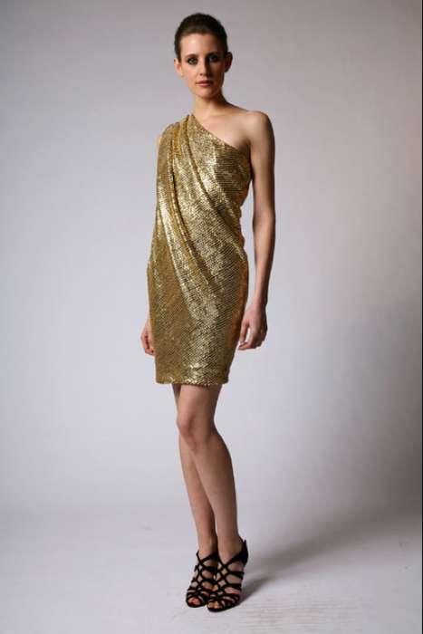 Glittering Grecian Dresses