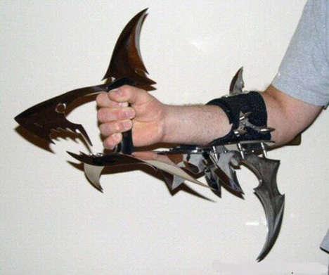 Fishy Weaponry