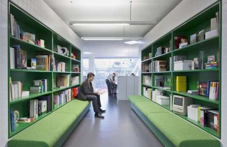 Green-Eyed Workspaces