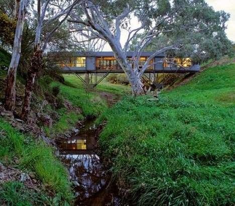 Railroad Homes